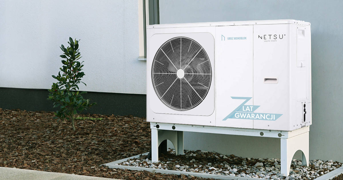 Dofinansowanie na pompę ciepła jako sposób na energooszczędny dom!