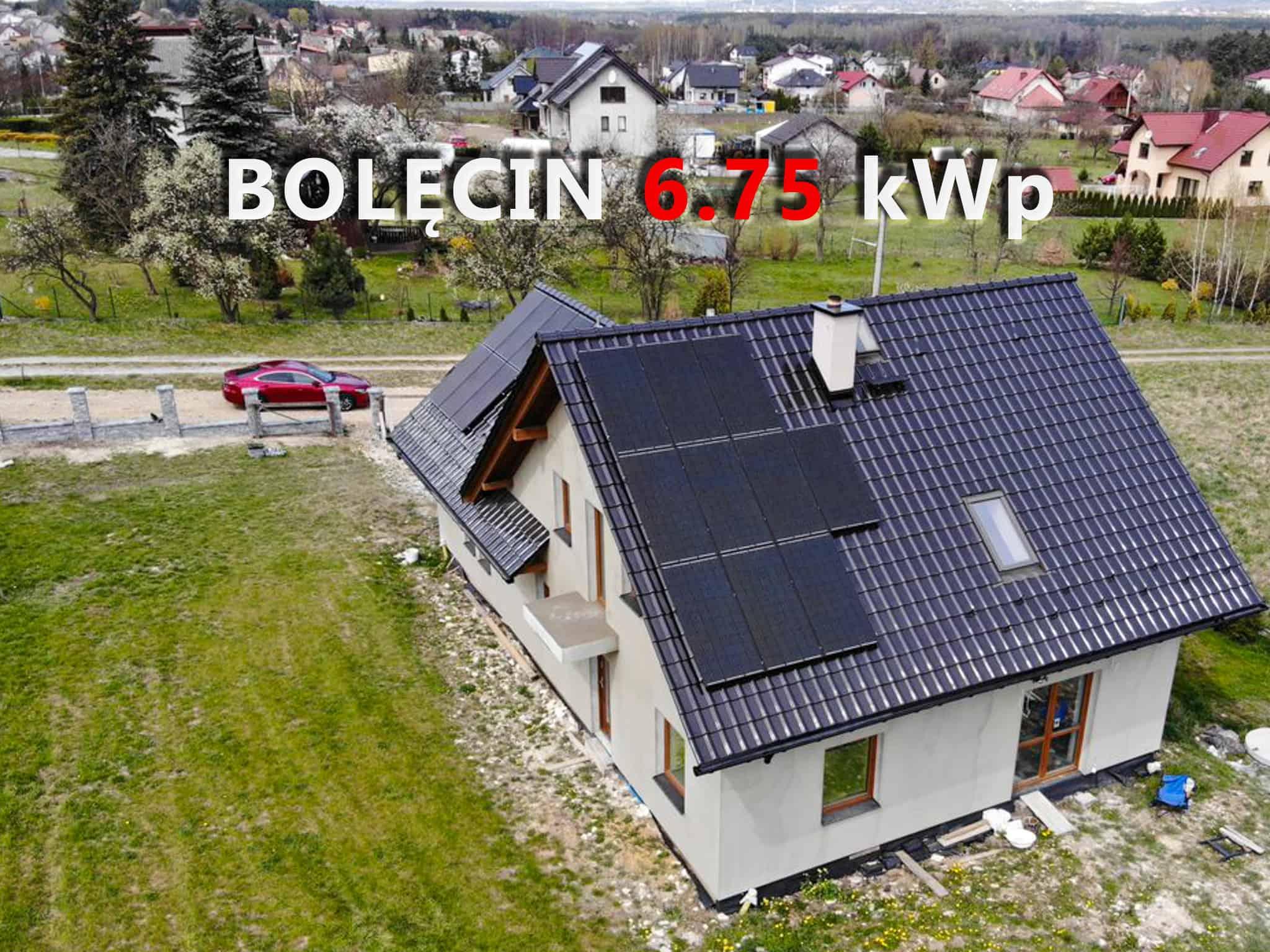 Bolęcin 6.75 kWp