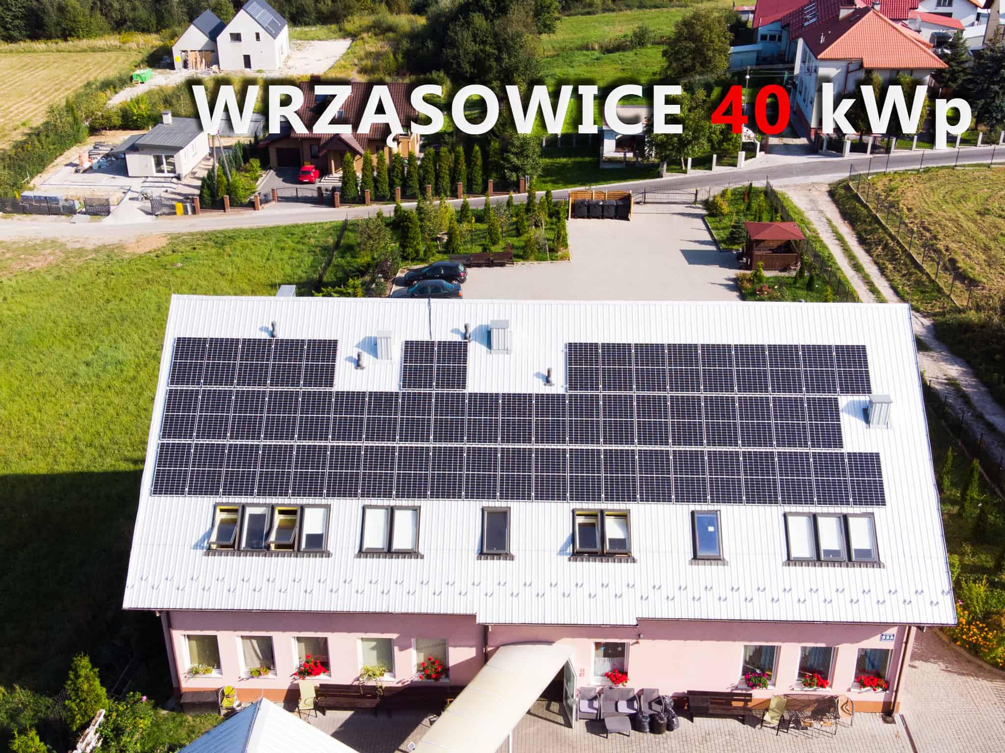 Wrząsowice 40 kWp