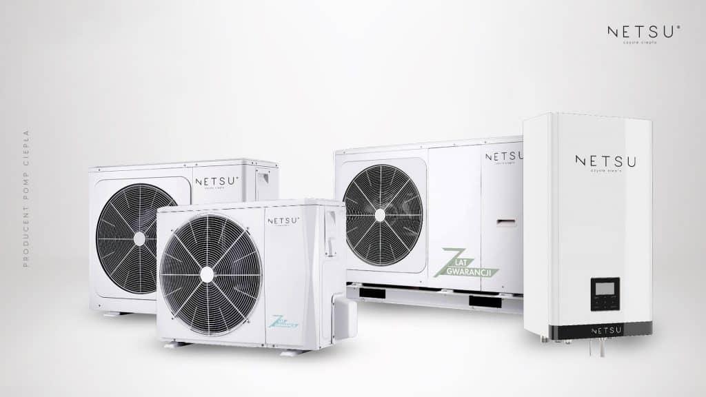 netsu pompy ciepla - Solenerga - Odnawialne źródła energii